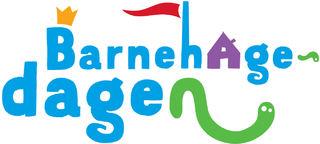Logo Barnehagedagen 2014