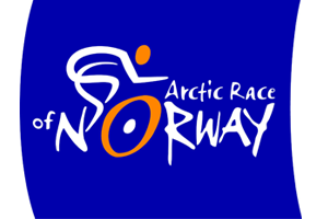 Arctic Race ingress blå