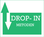 Dropinmetoden logo