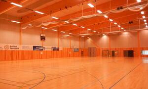 Idrettshallen, Aurlandshallen