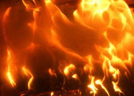 Bilde av ild