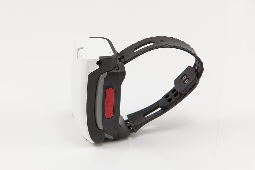 Vega GPS under lading av enhet