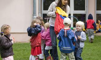 Barn og voksne 4-5 år