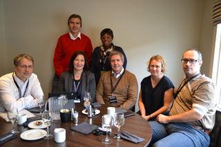 Siste FUB-møte på Gardermoen 2014