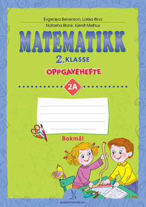 Oppgavehefte 2A - Cover