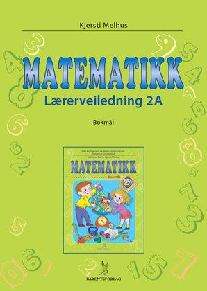 Lærerveiløedning 2A - Cover