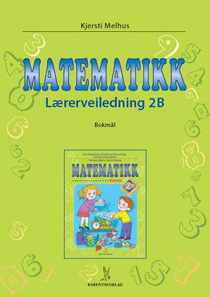 Lærerveiledning 2B - Cover