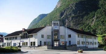 Rådhuset Aurland kommune