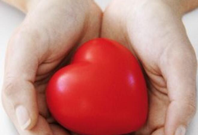 hjerte i hender