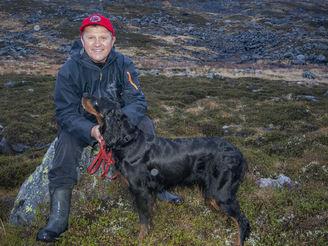 Klubbmester Bjørklitoppens Madonna og Sverre Andersen WEB