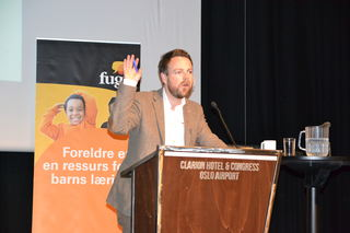 Kunnskapsminister Torbjørn Røe Isaksen på konf2015