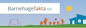 Barnehagefakta.no, banner til nettstedet