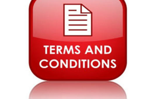 Tromso Outdoor Terms and conditions