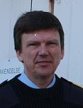 Runar Jacobsen - assisterende fengselsleder i Kragerø