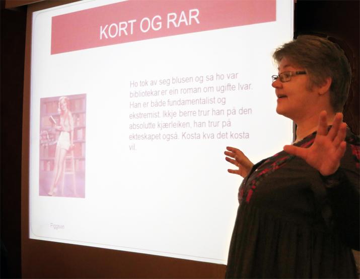 Foto: Kjersti Torbjørnsen