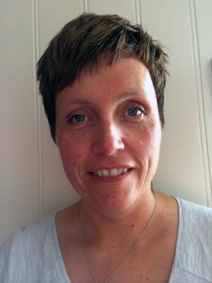 Biblioteksjef Mona Svendsen
