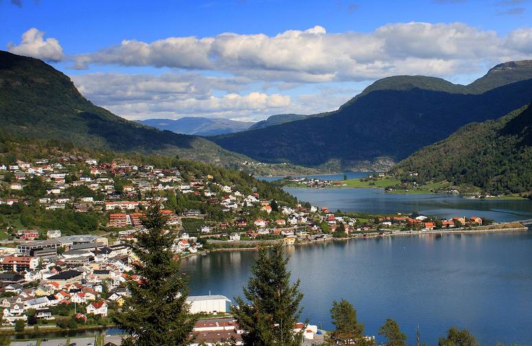 Sogndal (Foto: Tim Bunce, CC BY 2.0)