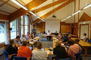 Kommunestyremøtet 9. juni 2016