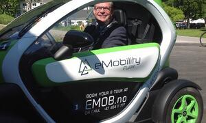 E-mobility Flåm
