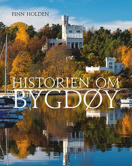 Historien om Bygdøy_omslag lite