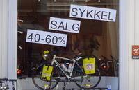 Tromsø Outdoor Bike Sale 2016