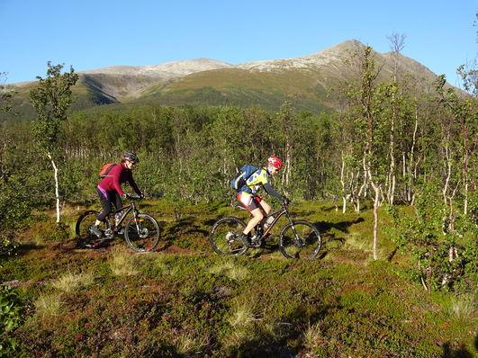 Cycling in Tromsø, Tromsø Outdoor