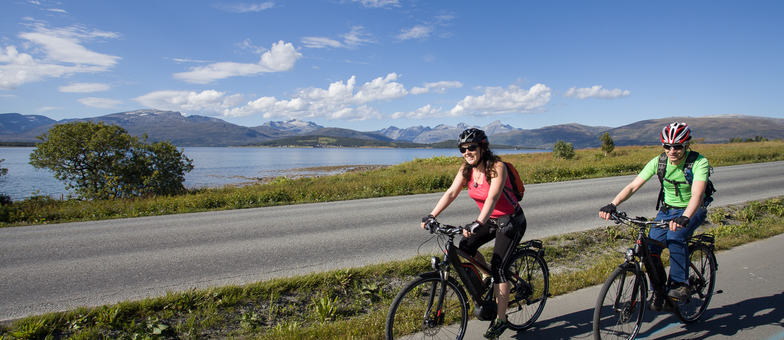 Explore Tromsø by E-bike