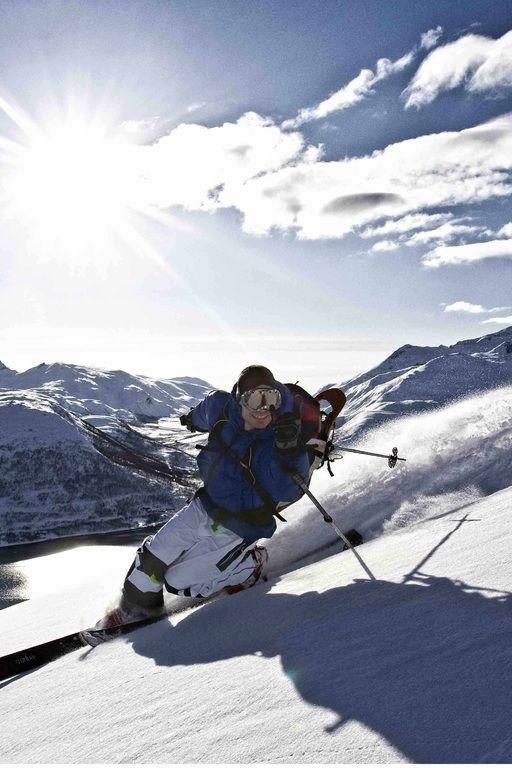 Ski Touring with Tromsø Outdoor