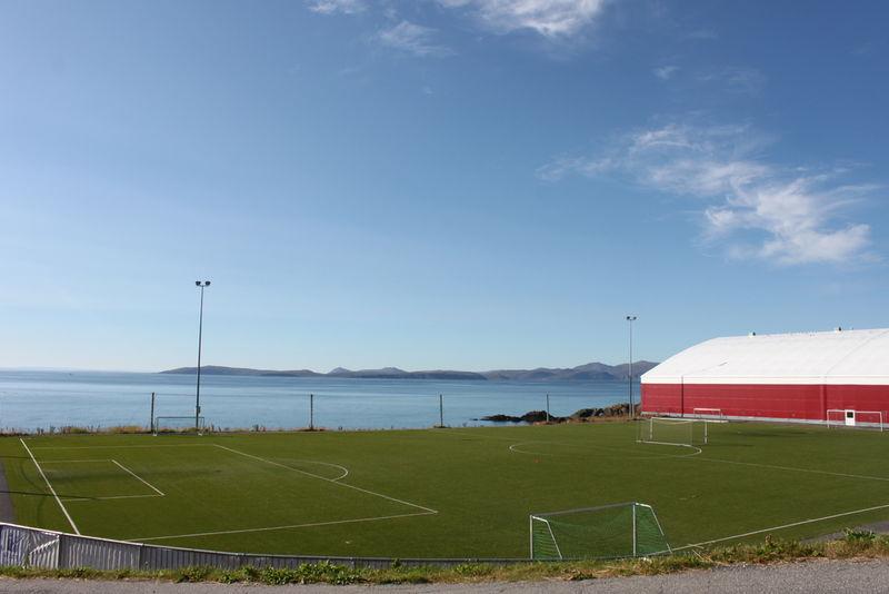 Fotballbanen