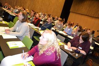 Foreldre på FUBkonferanse Tromsø
