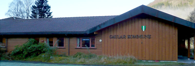 Gaular kommune, bibliotek