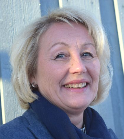 Mette Eriksen portrettny