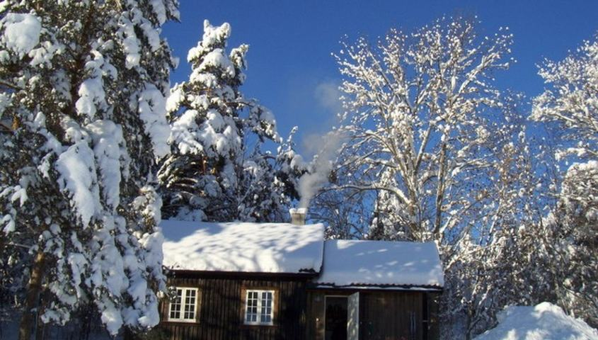 Hytta-vinter