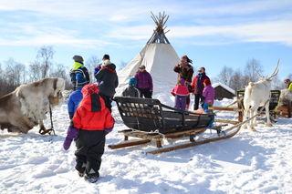Samiske barnehagebarn