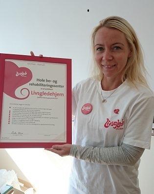 Livsglede sertifisering2