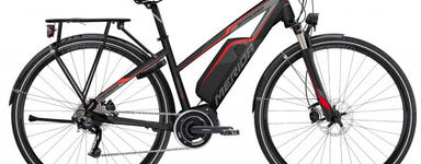 EL, E-SPRESSO STEPS 900 EQ TOUR Lady 2017 Tromsø Outdoor electric bike rental
