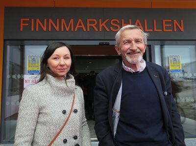 Finnmarkshallen