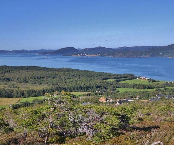 Sør-Trøndelag: Agdenes Aaremsanden