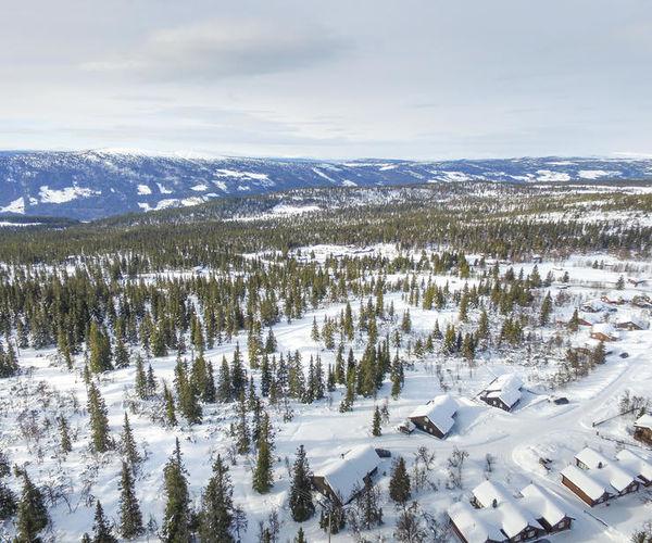 Venabygdsfjellet Ringebu Panorama 2