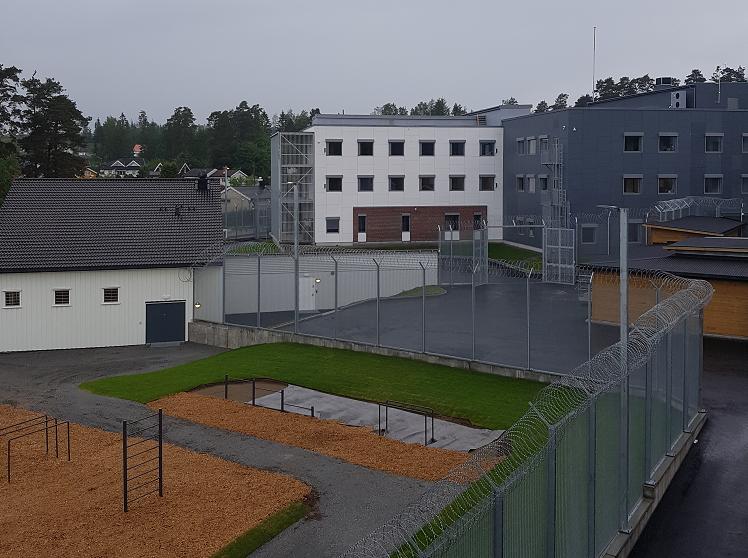 Indre Østfold fengsel, avdeling Eidsberg