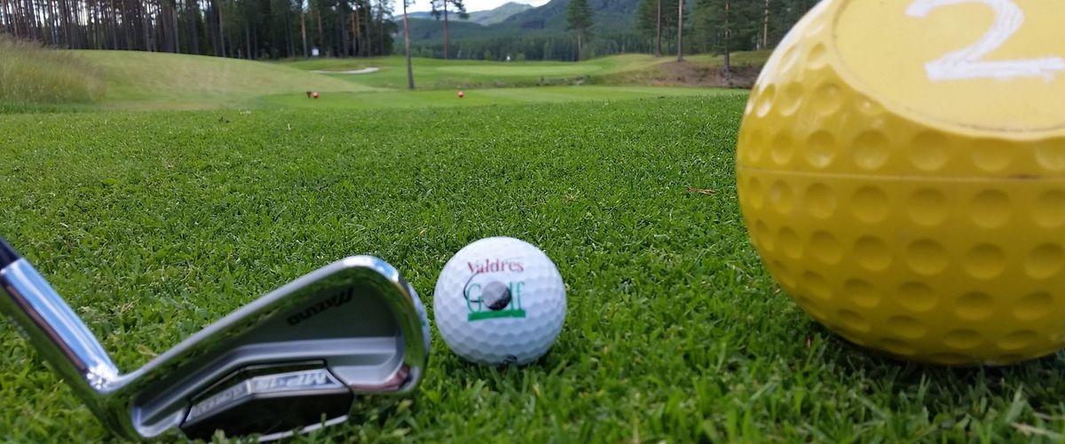 Aurdal - golf