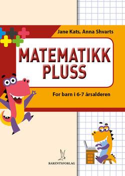 Matematikk pluss 6-7 år_298x420