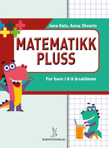 Matematikk pluss 8-9 år_298x420