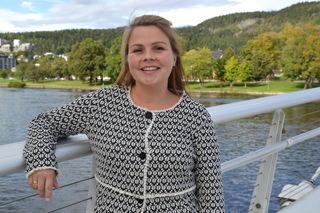 FUB-leder Marie Skinstad-Jansen september 2017