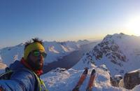 Ben, Tromsø Outdoor guide and ski man