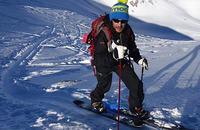 Benjamin, Tromsø Outdoor guide and ski man