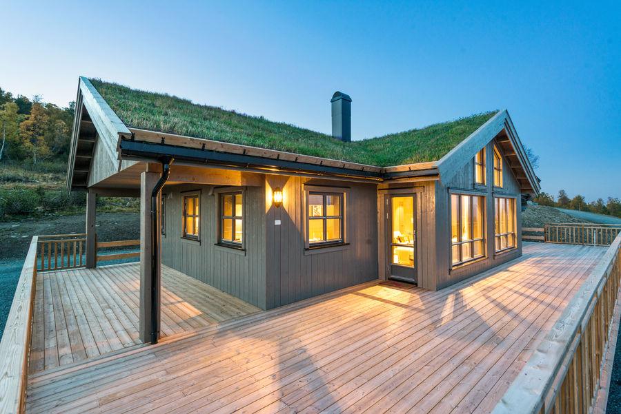 Tinde hytte