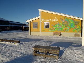 skolen vinter