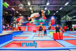 Rush trampolineland