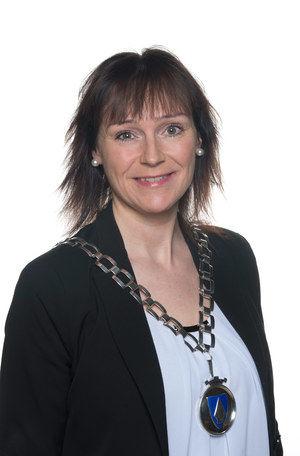 Bilde av ordføreren